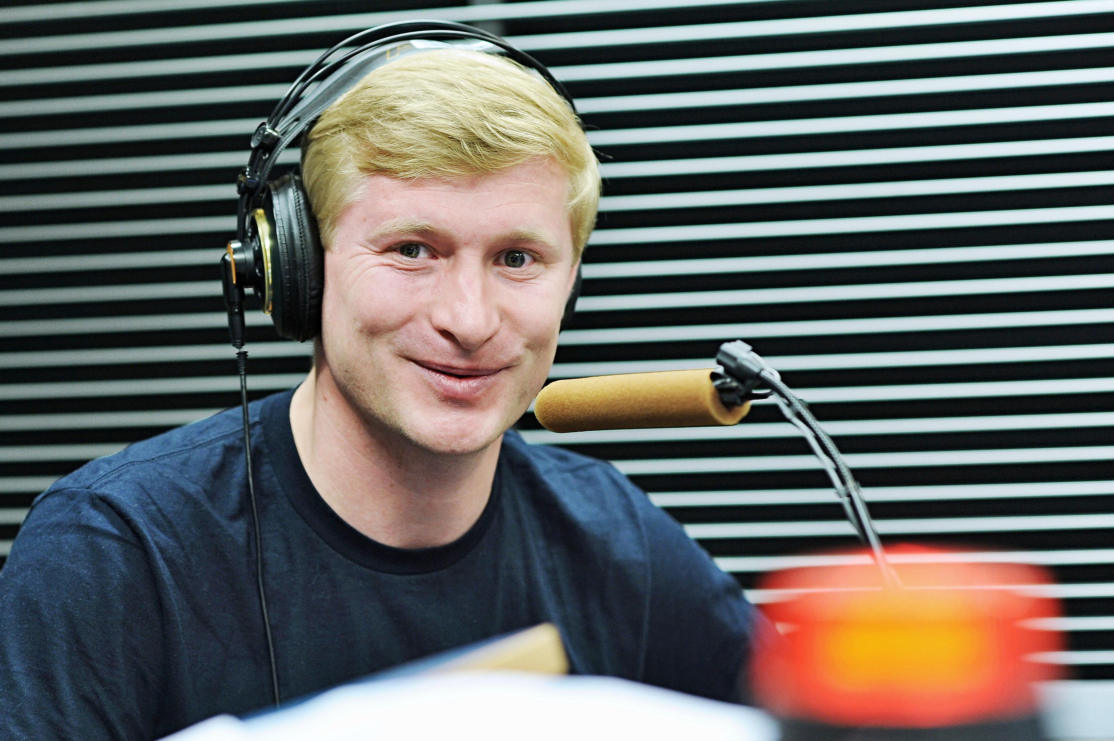 Liberecký rodák, herec Ladislav Hampl byl speciálním hostem Dopoledne pod Ještědem 2. listopadu, kdy Český rozhlas Liberec slavil 1. narozeniny