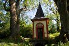 Jilemnice - kaple sv. Izidora