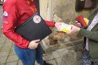 Jak pomáhají dobrovolníci z jabloneckého červeného kříže?