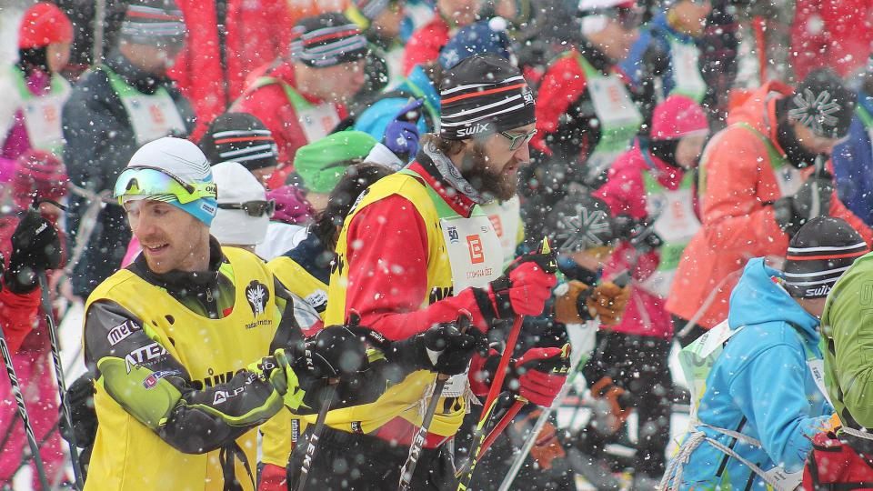 Jizerská padesátka je náš nejznámější běžkařský závod (Ilustrační závod)