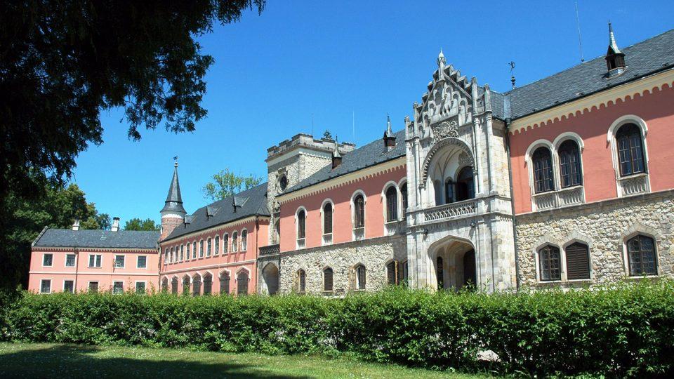 Státní zámek Sychrov