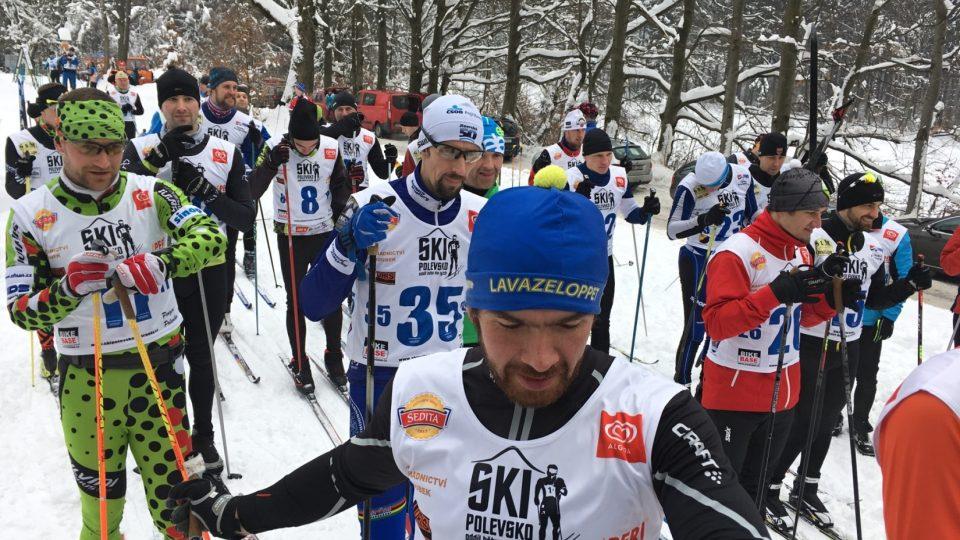 Polevská lyže 2017