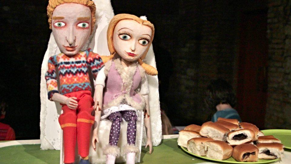 Divadlo Buchty a loutky zahraje Norskou pohádku
