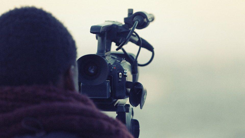 Filmař (ilustrační foto)