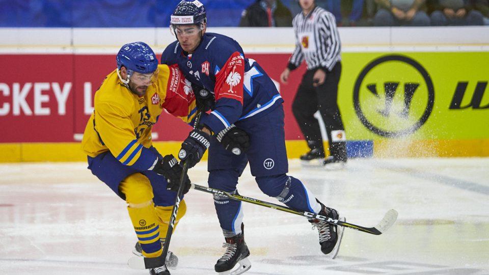 Bílí Tygři Liberec vyhráli nad švýcarským Davosem, a zajistili si tak postup do play-off hokejové Ligy mistrů