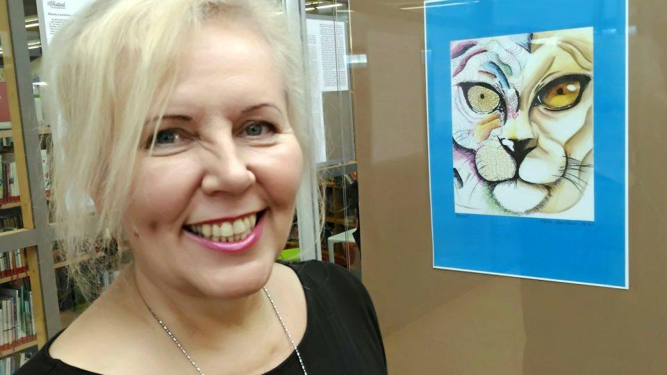 Ředitelka festivalu Očima generací Eva Nytrová