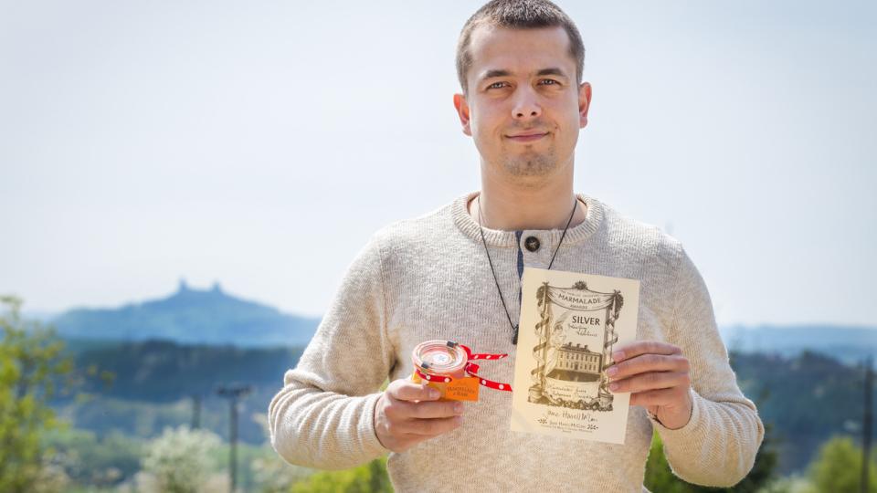 Základem kvalitního džemu musí být bezpodmínečně kvalitní ovoce, říká výrobce sladkých dobrot Jan Kakos
