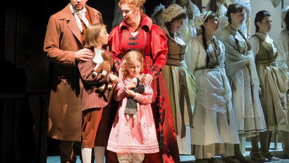 Jakobín je sedmou operou Antonína Dvořáka