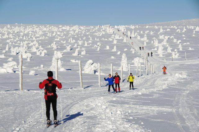 Krkonoše v zimě   foto: archív Správy KRNAP