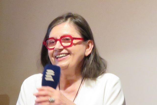 Zuzana Kronerová hostem pořadu Divadlo V Podkroví