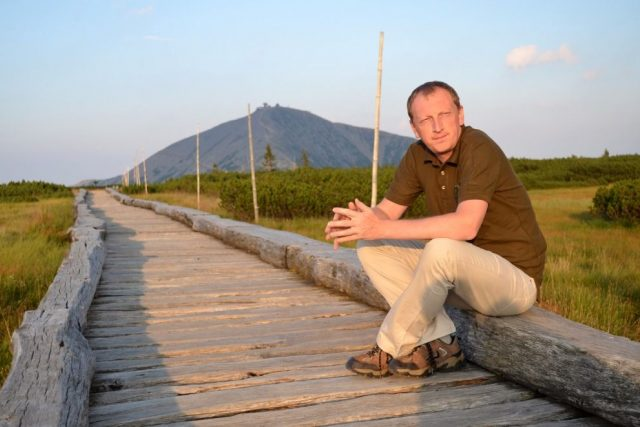 Robin Böhnisch   foto: Správa Krkonošského národního parku