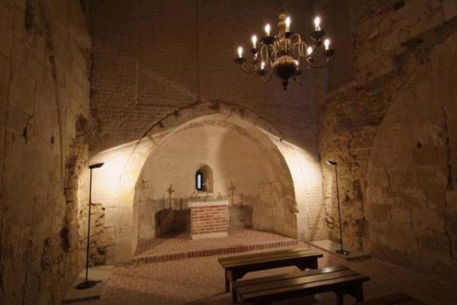 Kaple sv. Jana Křtitele - areál Johanitské komendy v Českém Dubu | foto: Informační centrum Český Dub