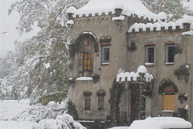 Bývalá Schlaraffia v Jablonci nad Nisou