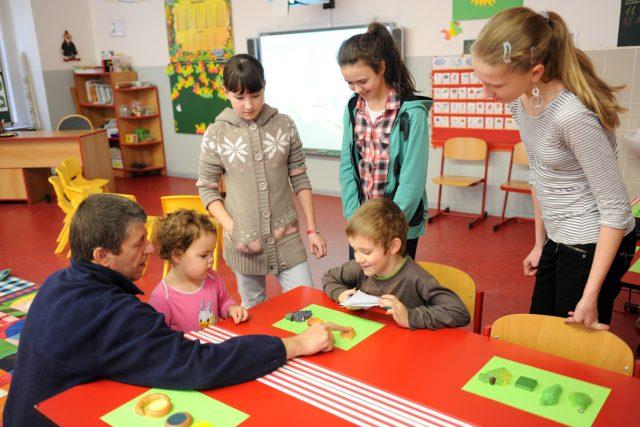 Zápis do škol (ilustrační foto)