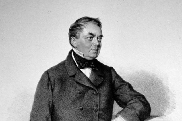 Johann Liebieg   foto: Wikipedia,  public domain - volné dílo