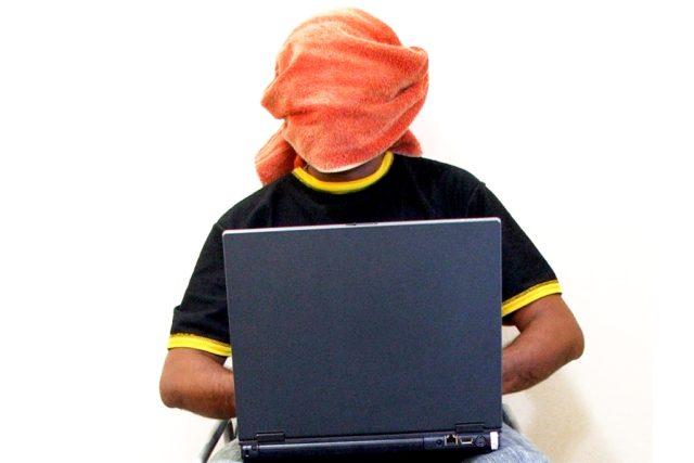 Kyberšikana, ilustrační foto