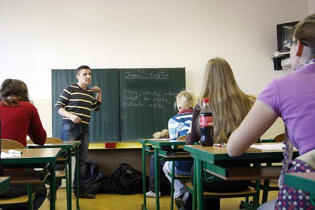 Státní maturita (ilustrační foto)