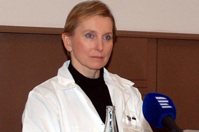 MUDr. Jana Zárubová