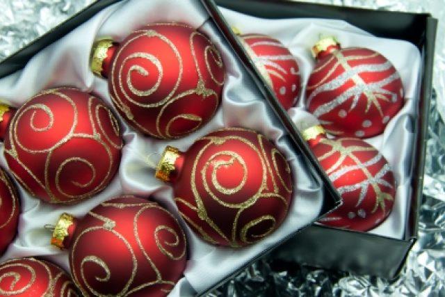 Vánoční ozdoby (ilustrační foto)