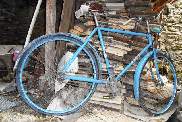 Staré kolo (ilustrační foto)