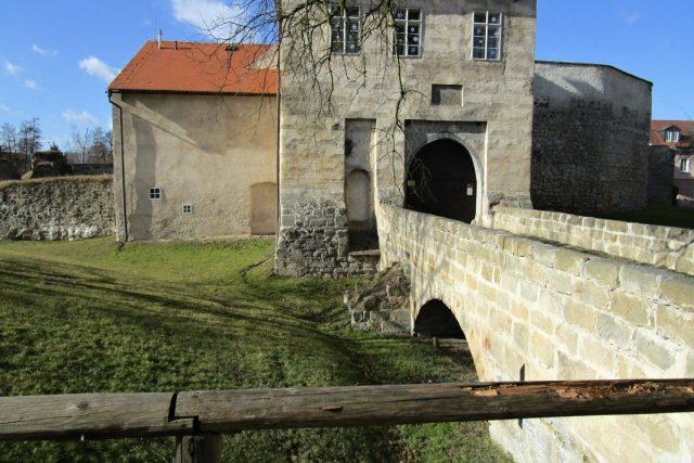 Vodní hrad Lipý v České Lípě
