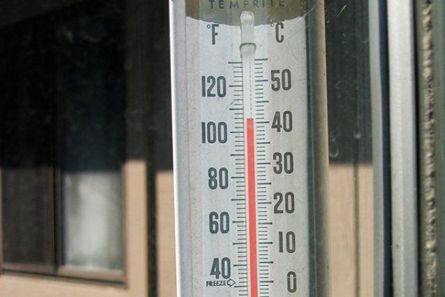 teplo, teplotní rekordy, léto
