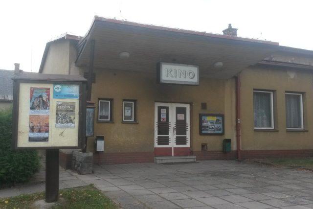 Lomnice nad Popelkou - kino