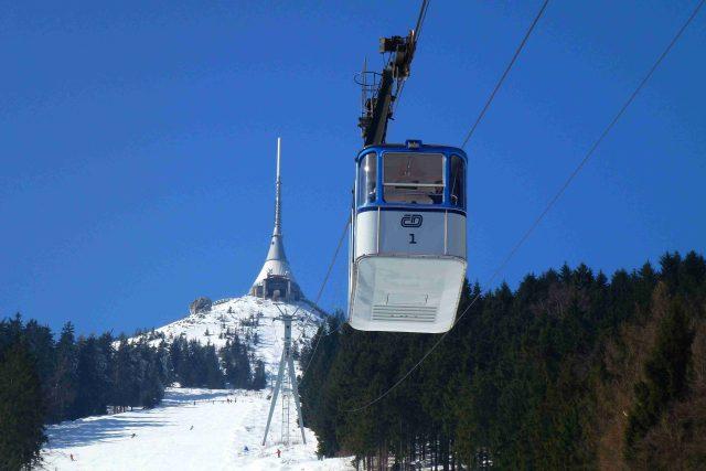 Skiareál na Ještědu dostala do pronájmu soukromá firma | foto: Petr Neumann