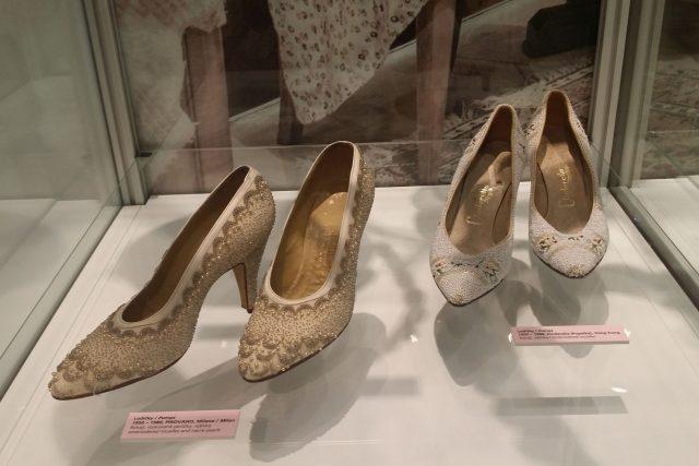 Výstava Okouzlení perličkami v jabloneckém Muzeu skla a bižuterie   foto: Šárka Škapiková,  Český rozhlas