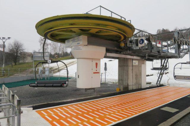 Skiareály jsou připraveny na zimní sezónu  (ilustrační foto) | foto: Markéta Vejvodová,  Český rozhlas