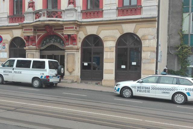 Vozidla liberecké měšstské policie
