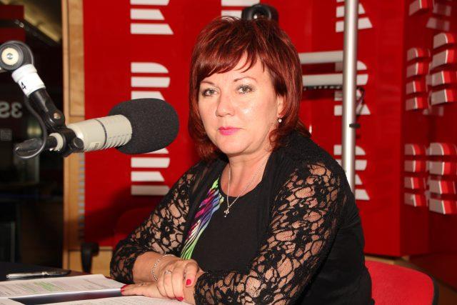 Alena Schillerová | foto: Prokop Havel,  Český rozhlas
