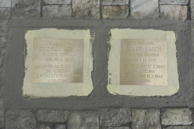 Kameny zmizelých v Liberci