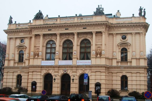 Liberecké divadlo F. X. Šaldy