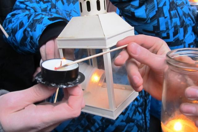 Betlémské světlo patří k novodobým symbolům Vánoc