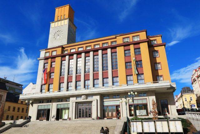 Jablonecká radnice (ilustrační foto)