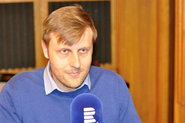 Martin Prošek, ředitel Ústavu pro český jazyk