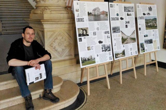 Ivan Rous, spoluautor výstavy Ztracená paměť