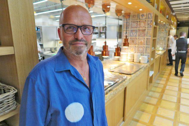 Šéfkuchař Zdeněk Pohlreich tvrdí, že restaurace musí vonět
