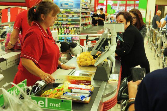 Nakupování (ilustr. foto)