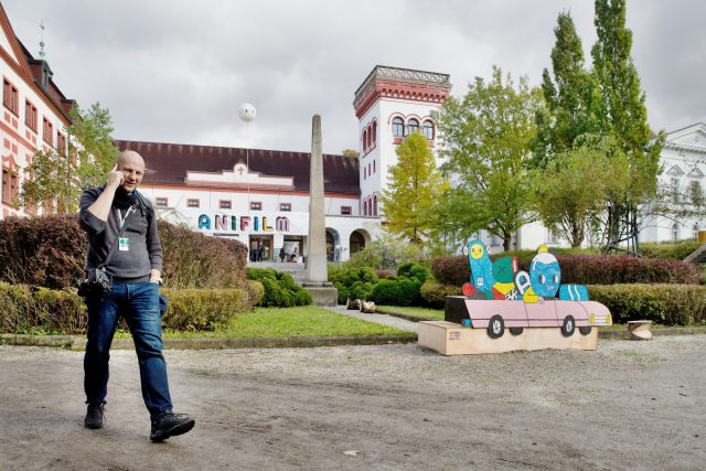Hlavní sídlo festivalu bude i letos v libereckém zámečku   foto: Ota Bartovský/ MAFRA/ Profimedia