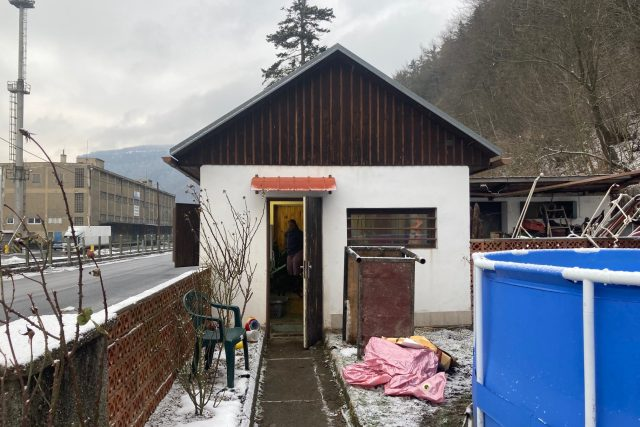 Místo,  na kterém se pendleři nechali otestovat   foto: Daniela Pilařová,  Český rozhlas