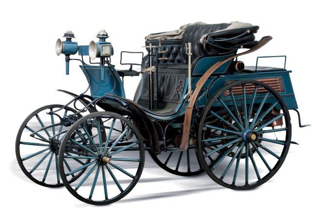 Vůz Victoria Benz