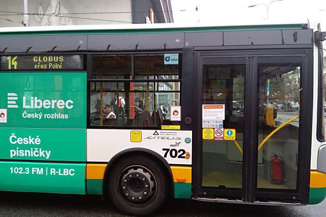 Autobus Liberec