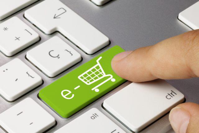 Nakupování, e-shop