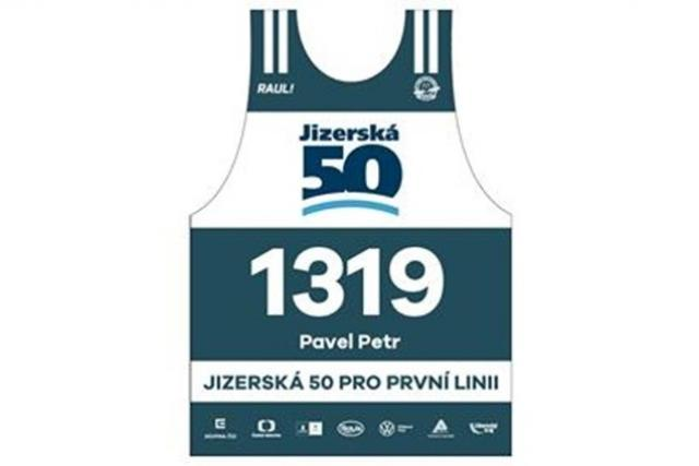 Své místo v elitní vlně virtuálního závodu už má i náš sportovní redaktor Pavel Petr | foto: Facebook Pavla Petra