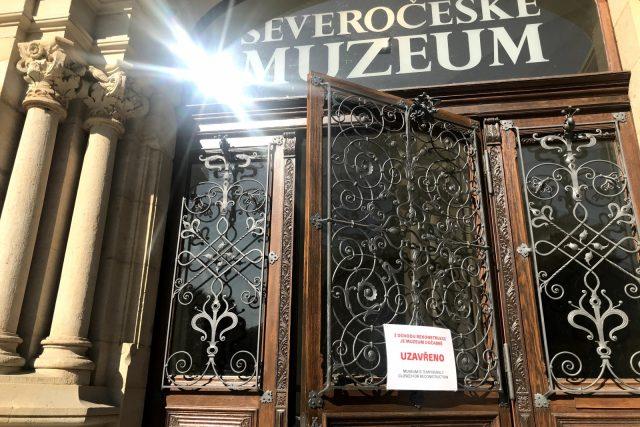 Liberecké muzeum je stále zavřené. Lidé ho můžou navštívit během Dne otevřených dveří