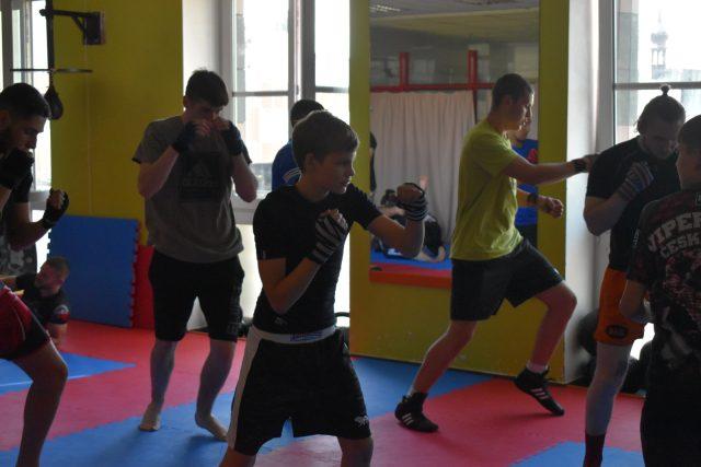 Boxeři z českolipského  Viper Clubu se připravují na šampionát