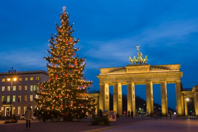 Vánoce v Berlíně