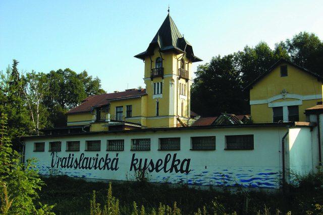 Areál Vratislavické kyselky bude vsobotu 12. června otevřený pro veřejnost | foto: Kitl